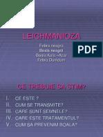 LEICHMANIOZA