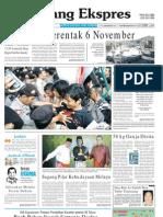 Koran Padang Ekspres | Sabtu, 29 Oktober 2011