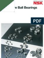 Nsk Bearings-general Catalogs
