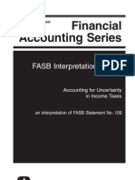 FASB Interpretation No