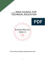Guidelines Scheme Details