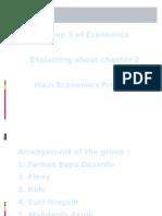 Main Economics Problem