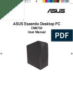 CM6730 User Manual