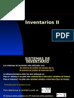 Inventarios II