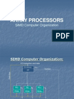 Array Processors CH4