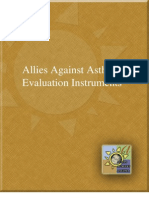 Allies Against Asthma Eval Instruments