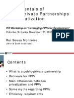 1 Fundamentals of PPPandPrivatization RuiMonteiro