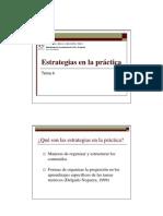Metododogía de la enseñanza de la AF (Tema 4)