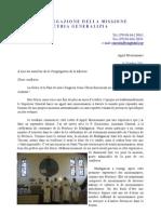 Appel Missionnaire -  Octobre 2011 [FRANÇAIS]