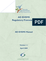Ad Ehsms Manual