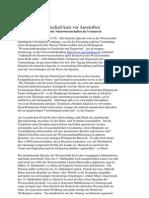 Bamberg Tagung Pressetext 10-2009