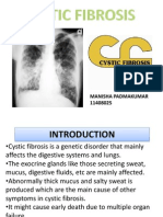 Cystic Fibrosis Ppt