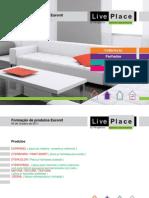 Apresentação Live-Place (Produtos - Euronit)