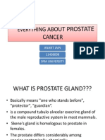 Prostate Cancer.