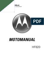 Motorola HF820