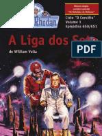 Perry Rhodan Volume 650 651 Amostra SSPG