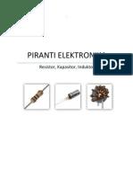Resistor, Kapasitor Induktor