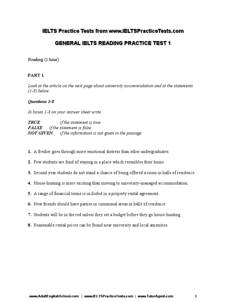 The Effects Of Deforestation Ielts Reading Answers