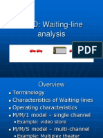 QMD Waiting Lines