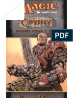 Magic the Gathering - Odyssey Cycle 1 - Odyssey