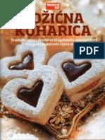 Božićna kuharica - Tradicionalni i moderni blagdanski specijaliteti