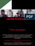 Ergonomia Factor Psico