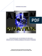 Alien Cicatrix I [Corrado Malanga]