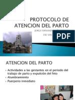 Protocolo de Atencion Del Parto - Copia