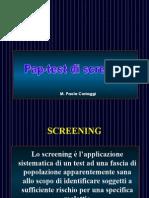 Citopatologia 8Screening