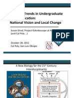 National Trends in STEM Education