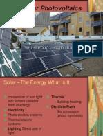 Solor Power Plant Presentation