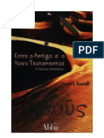 David S. Russell - Entre o Antigo e o Novo Testamentos