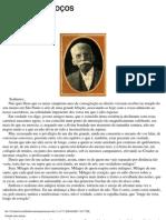 Oracao Aos Mocos - Rui Barbosa