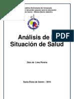 Analisis de Situacion e Salud