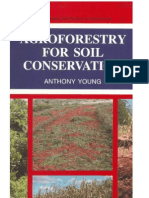 Agroforestry for Soil Conservation