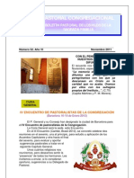 Boletín Pastoral Noviembre 2011