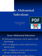 Acute Abdominal Infections Presentation 1209102520194201 9