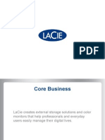 LaCie Corporate Presentation