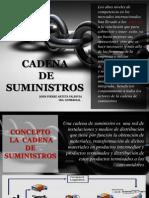 Diapositivas Cadena de Suministros