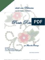 Curso nº 2 - Marcelia Paniago - Ponto Reto