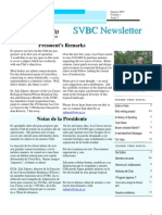 SVBC Newsletter Vol 1 No 2-Jan 2007