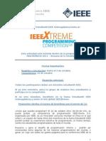 IEEEXtreme Unimagdalena