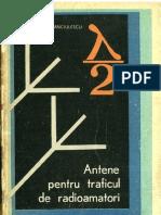 Antene Pentru Traficul de Radioamatori - Gh. Stanciulescu