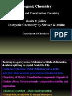 PartI - Molecular Bonding