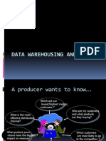 NuData Warehousing and CRM