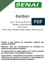 Apresentação Kanban