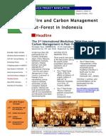 Newsletter Vol 2 Issue 12 Aug-Oct 2011