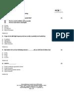 M1 Risk Mngmt &Amp; Ins Plang-SamplePaper