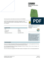 Isolador Galvânico Phenix 2864383