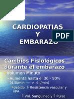 Cardiopatias y Embarzo
